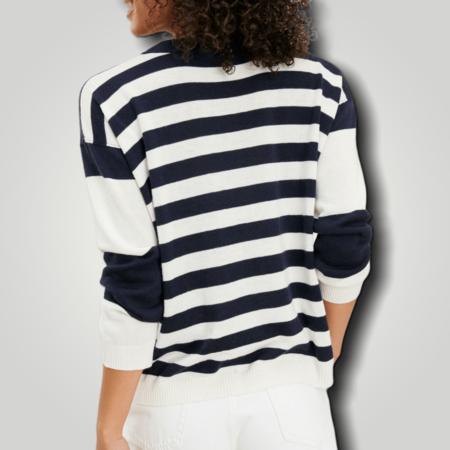 Splendid Hawthorne Sweater - Navy