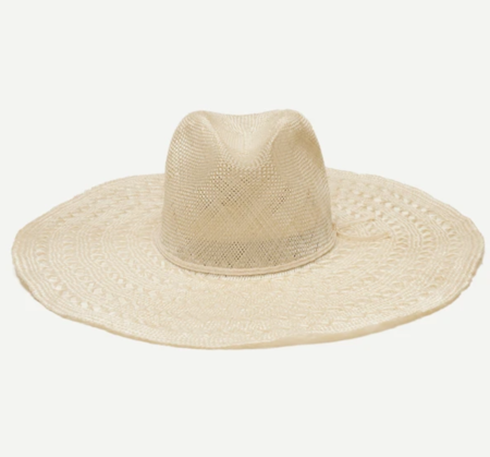 WYETH Merrick Hat - Ivory