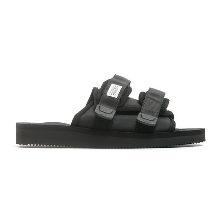 Suicoke MOTO-CAB sandal - BLACK