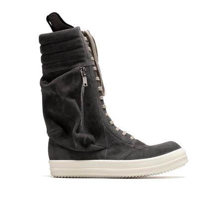 RICK OWENS Cargo Basket Sneakers