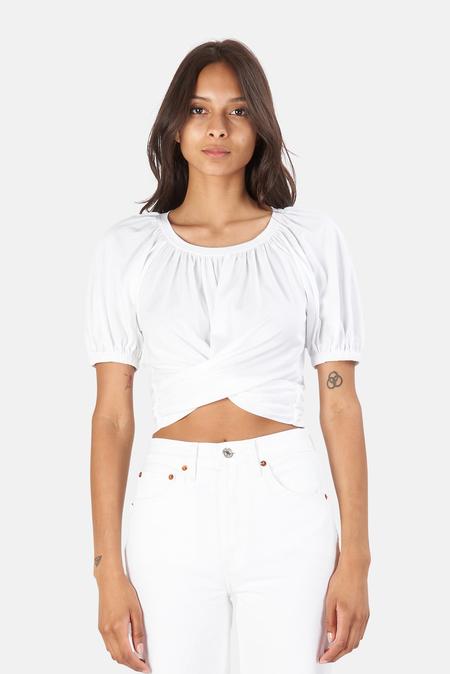 A.L.C. Josie T-Shirt - White