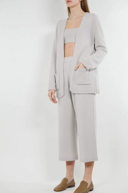 Allude Open Jacket - Nobility