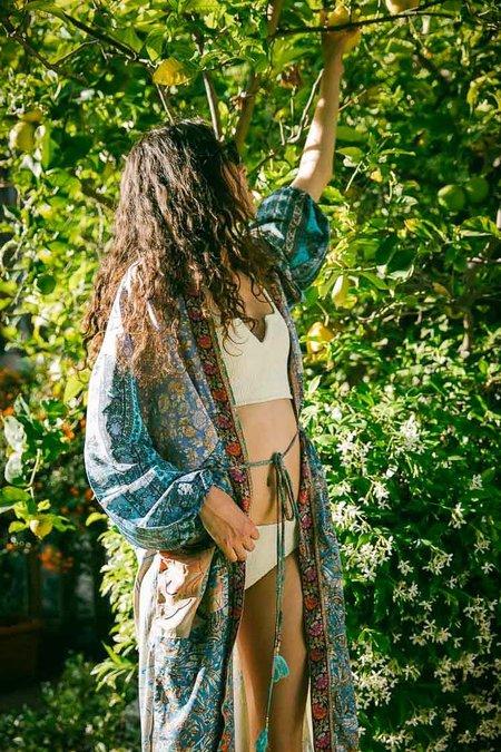 Karma Highway Patchwork Kimono