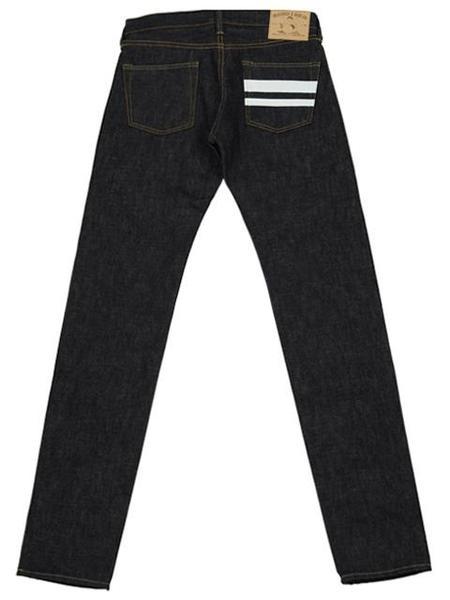 Momotaro Jeans 15.7oz Zimbabawe Cotton Tight Tapered