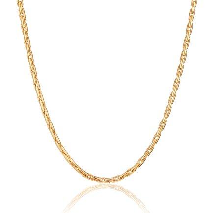 Jenny Bird Constance Chain - High Polish Gold