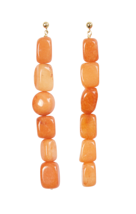 Serendipitous Project Clementine Earrings