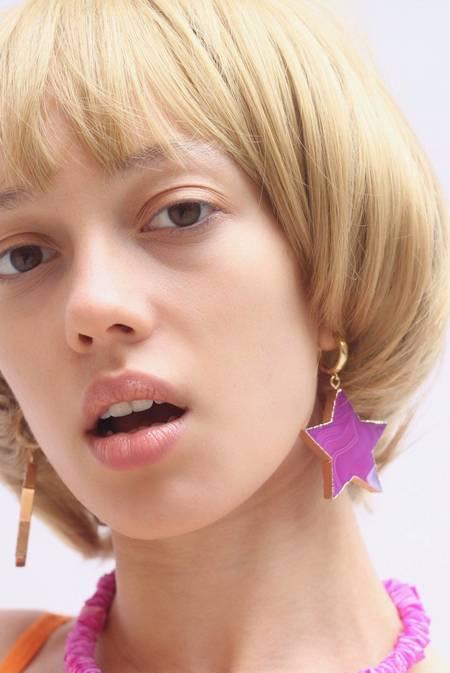 Serendipitous Project Jem Earrings