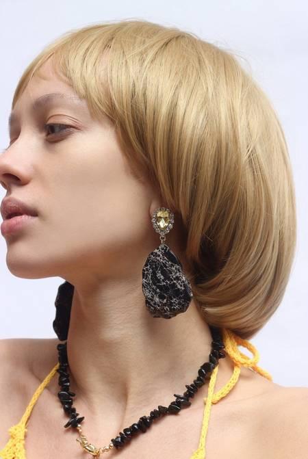 Serendipitous Project Moonlight Earrings