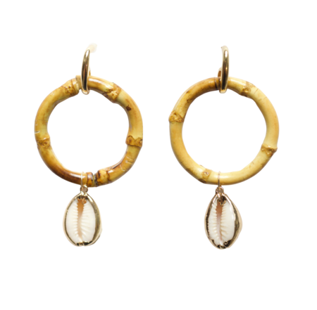 Serendipitous Project Bali Earrings
