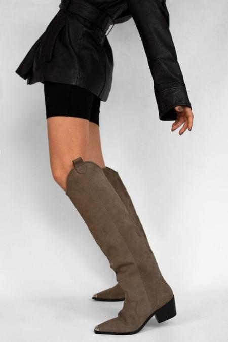 Senso YEVETTE Boots - Clay
