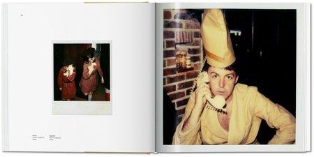 TASCHEN Linda McCartney The Polaroid Diaries