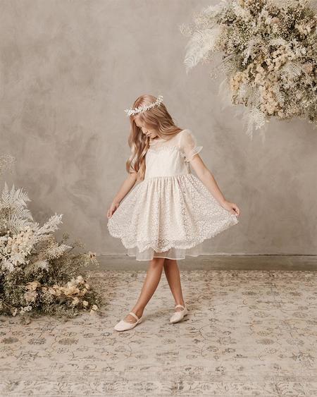 kids Noralee Gidgette Dress - Shell