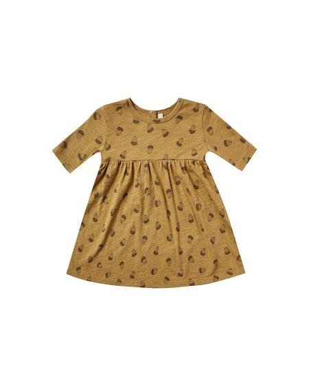 kids Rylee & Cru Finn Dress - acorn