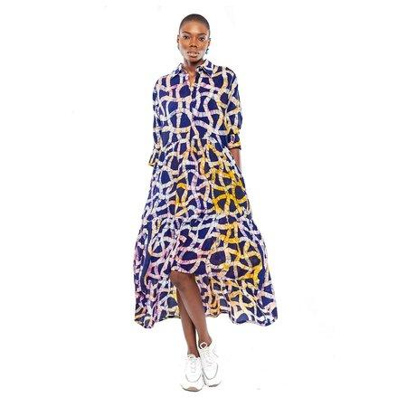 Busayo Josephine Shirt Dress