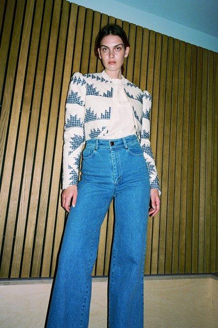 Sea NY Alyssa Jeans - blue