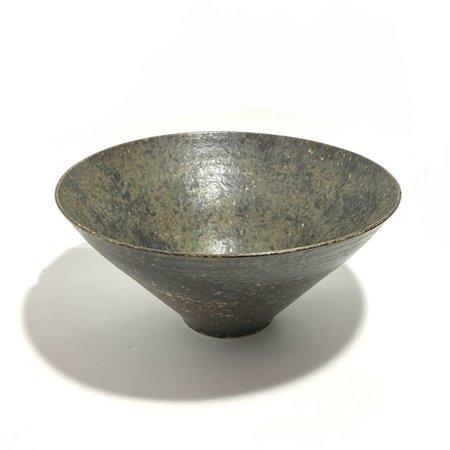 Makiko Hicher-Nakamura Bowl - Black/Moss