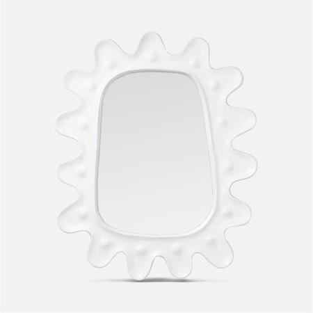 Madegoods Lukas Mirror - Ivory