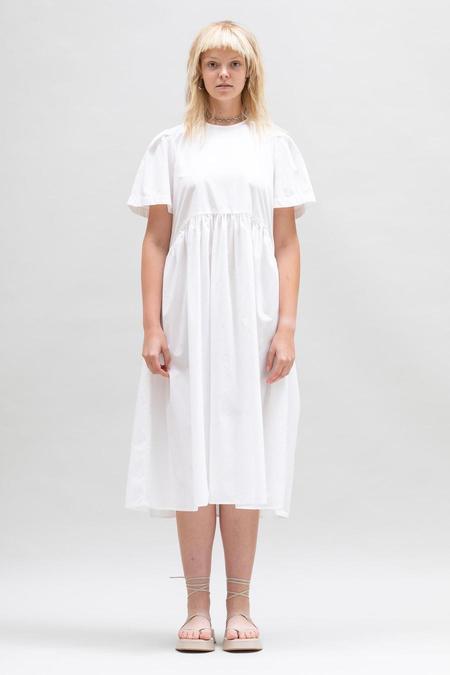 Toit Volant Spring Garden Dress 2.0 - White