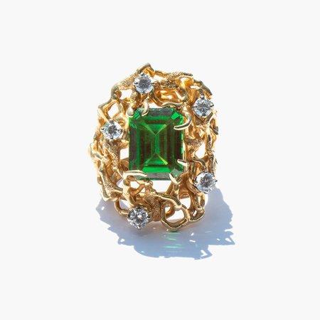 Vintage Saluzzo Ring
