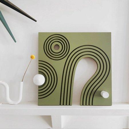 Metalepsis Projects WABI #01 ART - Moss