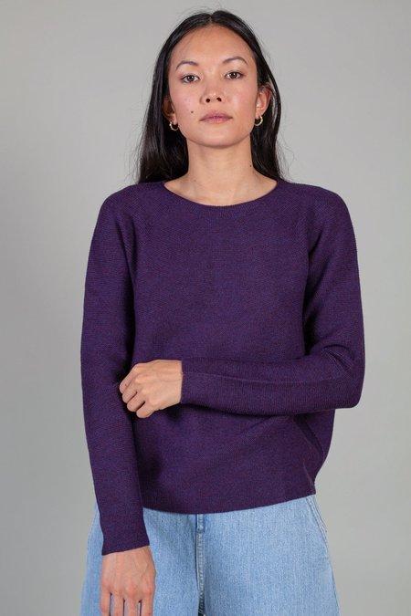 Christian Wijnants Kopa Sweater - Aubergine