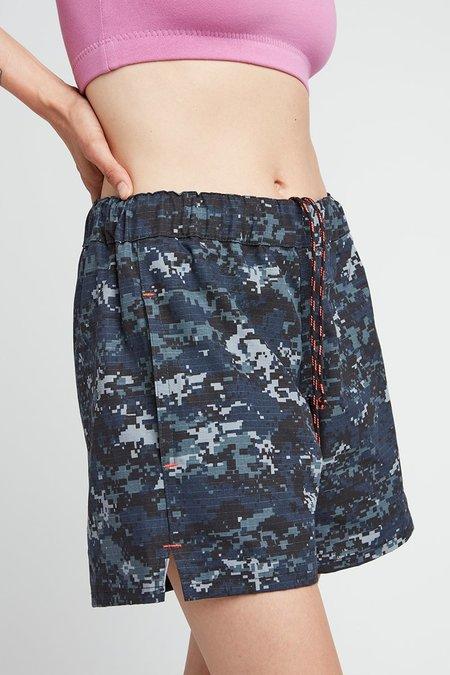 back beat rags Adventure Shorts - Navy Camo