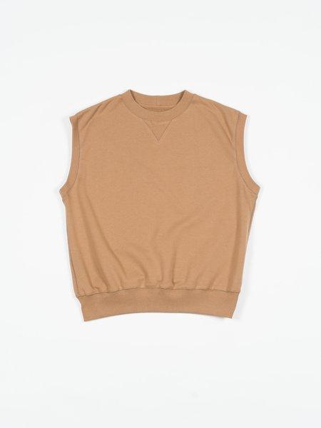 archie Gym Pullover - Pecan
