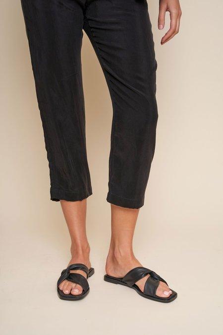 Alohas Nomad Braided Sandal - Black
