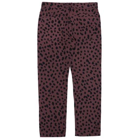 PLEASURES Dalmatian Jeans - Brown