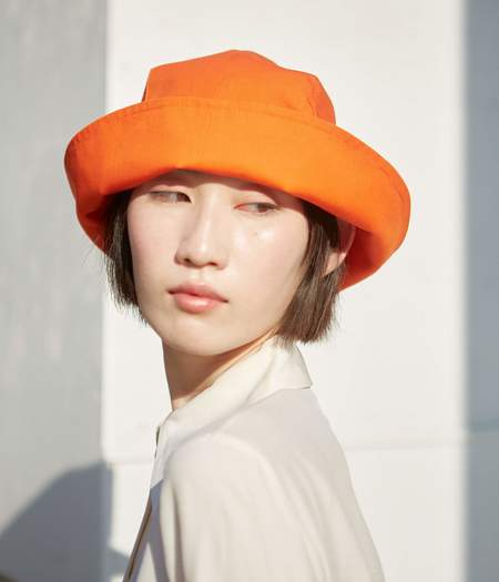 Clyde Sunbeam Hat - Aperol