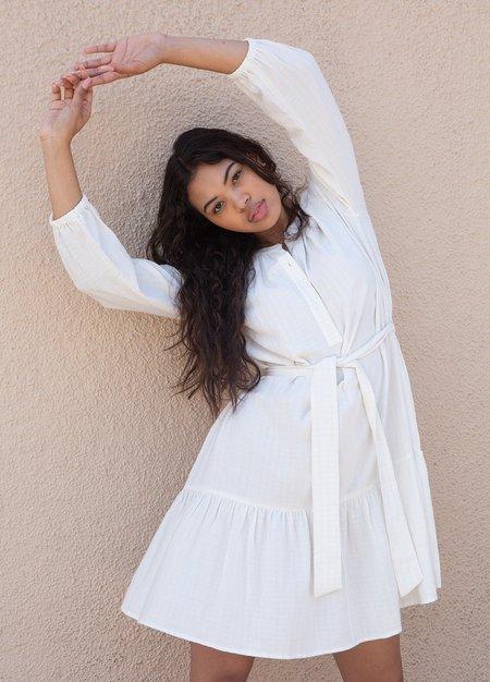 Rachel Pally Margaux Dress - White