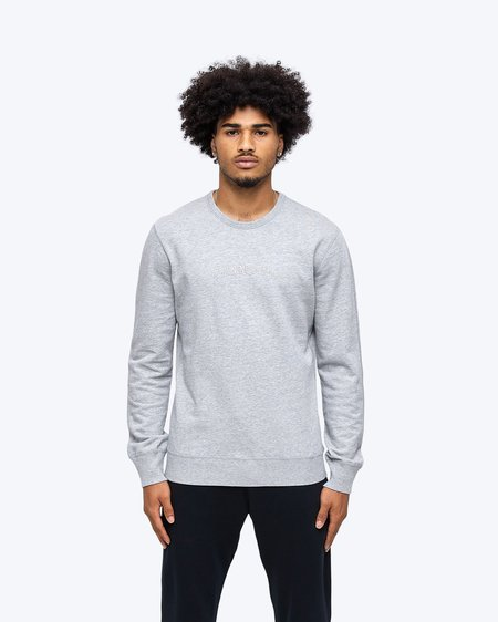 Reigning Champ embroidered Crewneck