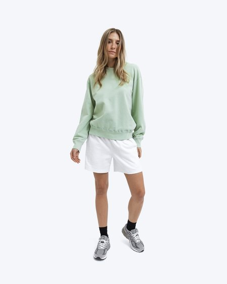 Reigning Champ relaxed Crewneck - Cactus