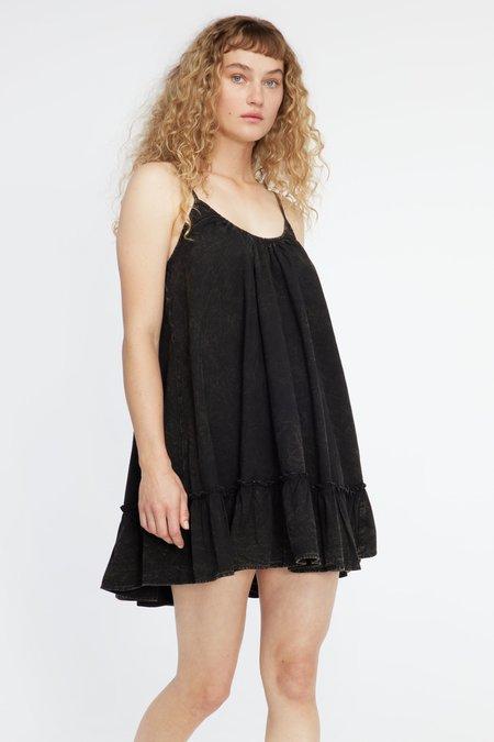 Lacausa Reina Mini - Black Mineral Wash