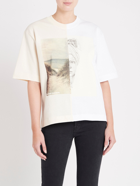 Baum und Pferdgarten Jillianna T-Shirt - WHITE