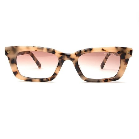 Machete Ruby Sunglasses