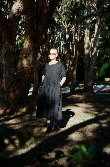 Mimi Holvast Layla Dress - Black