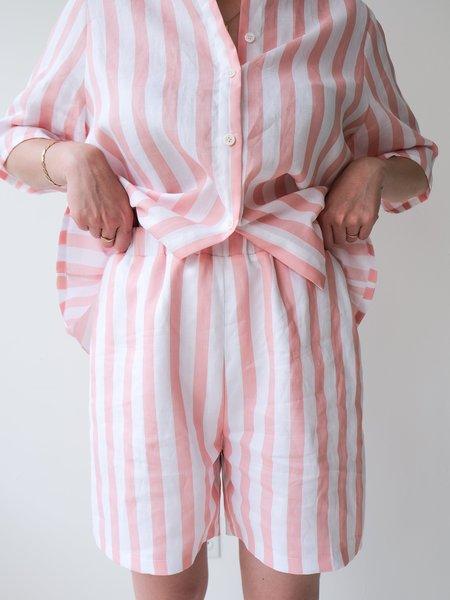 Odeyalo Mandy Bermuda - Pink Stripes