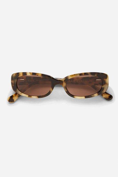 Raie Eyewear Jacquie Sunglasses - Moo