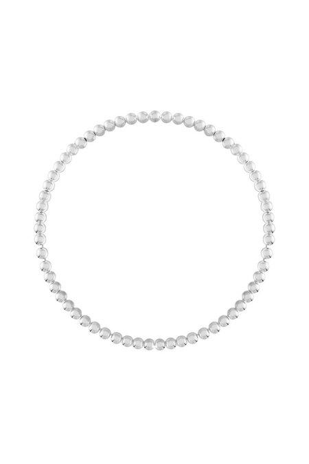 Alexa Leigh 3MM Ball Bracelet - Sterling Silver
