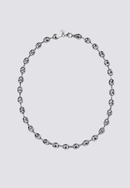 Meadowlark Lorna Chain Necklace - silver