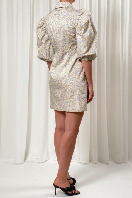 BIRGITTE HERSKIND Ami Dress - Corn Flower