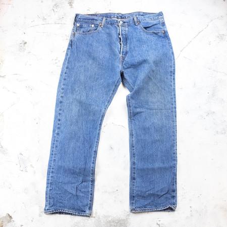 vintage Levi's 11 DENIM - BLUE