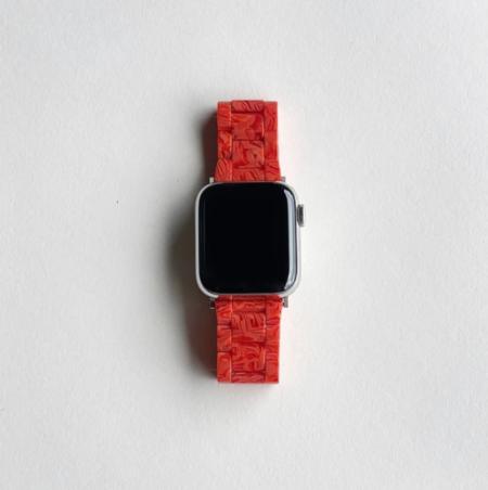 Machete Apple Watch Band - Poppy