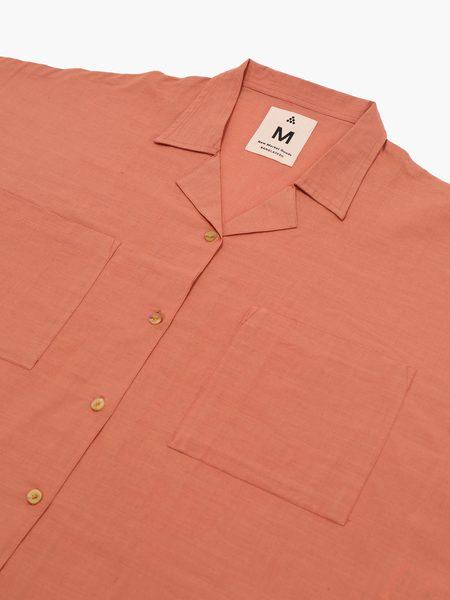 Deshal Dhula Dolman Topper Shirt - Pink