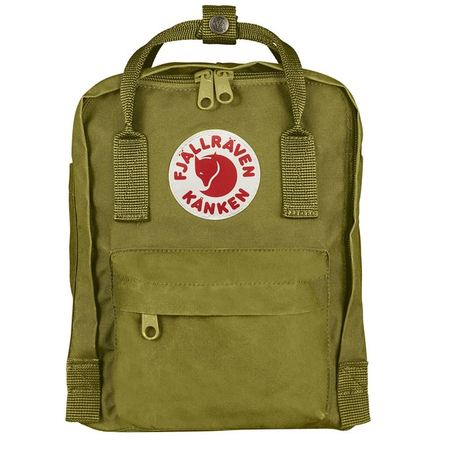 kids Fjallraven Kanken Mini bag - Guacamole