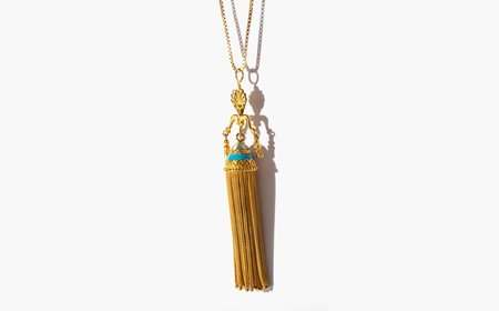 Kindred Black Prentiss Tassel Necklace