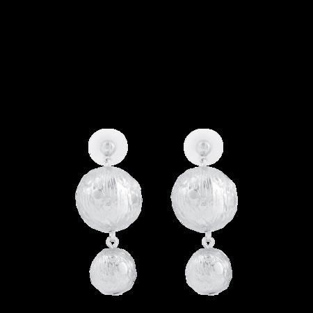 Rejina Pyo Cameron Earrings - Silver