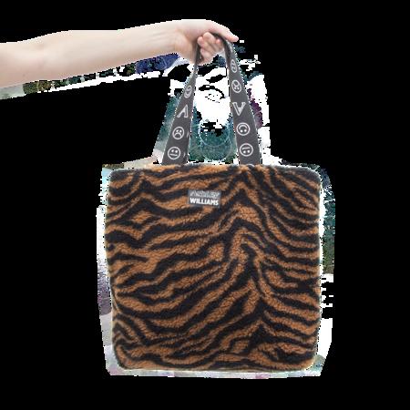 Ashley Williams Dolly Bag - Tiger