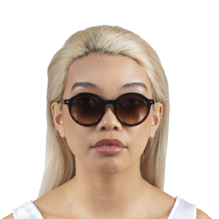 Kate Young for Tura Flora eyewear - Acetate/Stainless Steel